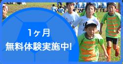 1ヶ月無料体験実施中 川口市 旧鳩ヶ谷市 サッカーチーム スクール 少年 小学生 幼児 ジュニア クラブ アイシンク