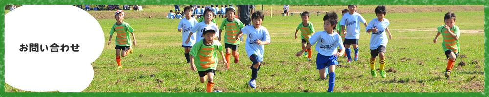 お問い合わせ 川口市 サッカーチーム スクール 少年 小学生 子供 こども ジュニア グリーンカードリーグ アイシンク