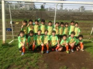 川口市アイシンク少年サッカー小学生一年生二年生三年生四年生親子サッカー大会