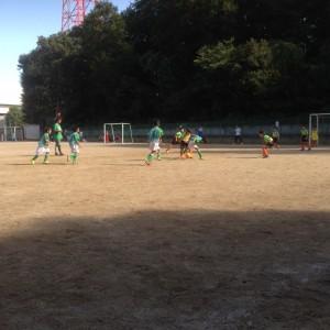 芝南小学生二年生試合/川口アイシンク少年サッカー小学生