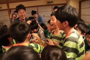 卒団式川口アイシンク少年サッカ‐鳩ヶ谷市小学生一二三四五年幼児