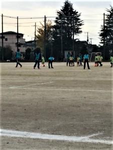 親子サッカー川口アイシンク少年サッカ‐鳩ヶ谷市小学生一二三四五六年幼児