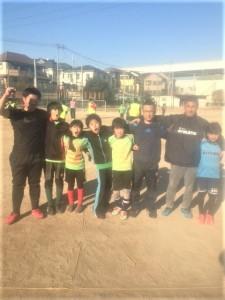 親子サッカー川口アイシンク少年サッカ‐鳩ヶ谷市小学生一二三四五六年幼児クラブチーム