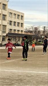 OB浦和レッズジュニア川口アイシンク少年サッカー