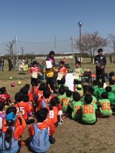アスリートカップU-9大会川口アイシンク少年サッカ‐鳩ヶ谷市小学生一二三四五六年幼児クラブチーム