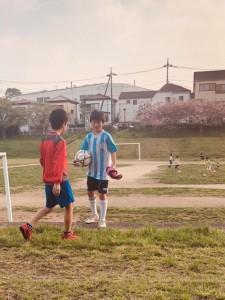 OB川口アイシンク少年サッカ‐鳩ヶ谷市小学生一二三四五六年幼児クラブチーム