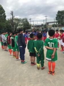 朝日リボルバー伊奈小針鳩ヶ谷市小学生一二三四五六年幼児クラブチーム