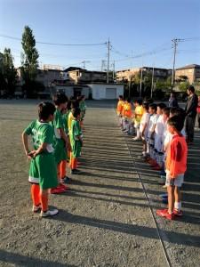 道祖土鳩ヶ谷市小学生一二三四五六年幼児クラブチーム