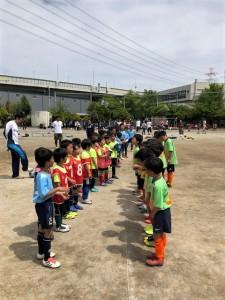 本町SA鳩ヶ谷市小学生一二三四五六年幼児クラブチーム