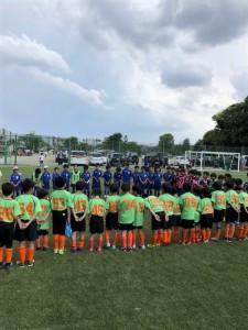 新郷大谷口アヴェントゥーラ鳩ヶ谷市小学生一二三四五六年幼児クラブチーム