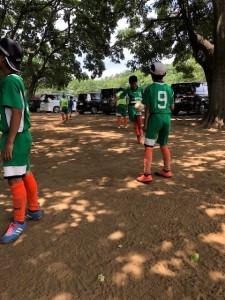 四種リーグ川口鳩ヶ谷市小学生一二三四五六年幼児クラブチーム