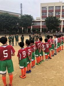 11人制川口鳩ヶ谷市小学生一二三四五六年幼児クラブチーム