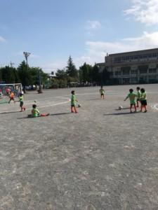 柳崎朝日川口鳩ヶ谷市小学生一二三四五六年幼児クラブチーム