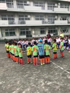 大谷口川口鳩ヶ谷市小学生一二三四五六年幼児クラブチーム