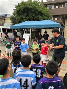 飯塚招待大会川口鳩ヶ谷市小学生一二三四五六年幼児クラブチーム
