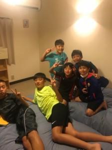 夏合宿川口鳩ヶ谷市小学生一二三四五六年幼児クラブチーム