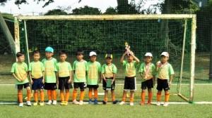 新郷柳崎KOBATO共催大会川口鳩ヶ谷市小学生一二三四五六年幼児クラブチーム