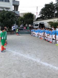 柳崎川口鳩ヶ谷市小学生一二三四五六年幼児クラブチーム