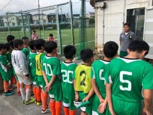 川口鳩ヶ谷市小学生一二三四五六年幼児クラブチーム