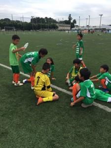 鹿島アントラーズU10大会川口鳩ヶ谷市小学生一二三四五六年幼児クラブチーム