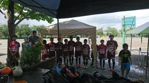 東川口カップ川口鳩ヶ谷市小学生一二三四五六年幼児クラブチーム