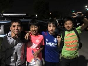卒団生OB川口鳩ヶ谷市小学生一二三四五六年幼児クラブチーム