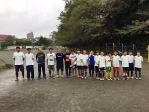 大人サッカー川口鳩ヶ谷市小学生一二三四五六年幼児クラブチーム