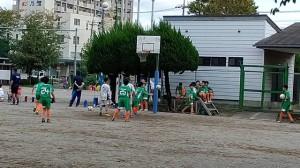 朝日リボルバー川口鳩ヶ谷市小学生一二三四五六年幼児クラブチーム