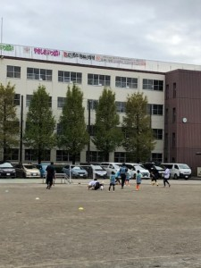 親子サッカー川口鳩ヶ谷市小学生一二三四五六年幼児クラブチーム