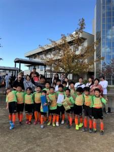 Goisカップ川口鳩ヶ谷市小学生一二三四五六年幼児クラブチーム