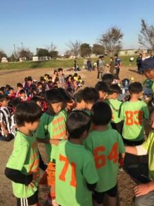 びっ子サッカーフェスティバル川口鳩ヶ谷市小学生一二三四五六年幼児クラブチーム