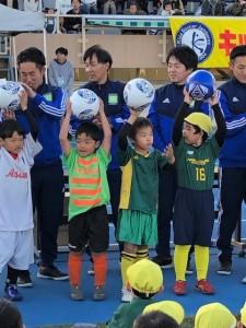 キッズジャンボリー川口鳩ヶ谷市小学生一二三四五六年幼児クラブチーム