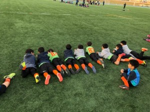 本町U8大会川口鳩ヶ谷市小学生一二三四五六年幼児クラブチーム