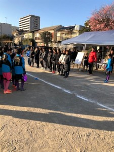 ママさんPK大会大会川口鳩ヶ谷市小学生一二三四五六年幼児クラブチーム