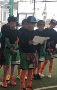 卒団式新郷安行慈林川口鳩ヶ谷市小学生一二三四五六年幼児クラブチーム