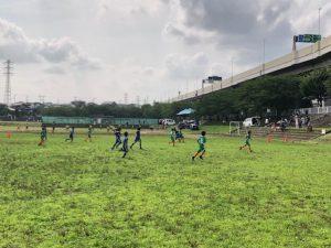 ジャクパ埼玉試合Jリーグリーガープロ川口鳩ヶ谷市小学生一二三四五六年幼児サッカークラブチーム