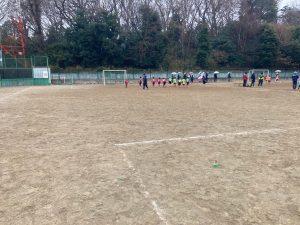U7試合Jリーグリーガープロ川口市アイシンク新郷安行小学校小学生一二三四五六年幼児サッカークラブチーム