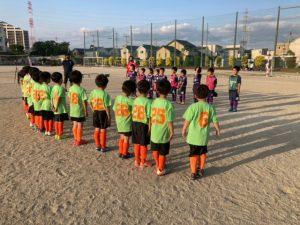 鳩ケ谷高校Jリーグリーガープロ川口市アイシンク新郷南安行小学校小学生一二三四五六年幼児サッカークラブチーム