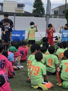 ENJOYFOOTBALLU9Jリーグリーガープロ川口市アイシンク新郷南安行小学校小学生一二三四五六年幼児サッカークラブチーム