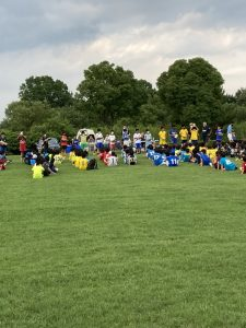 EnjoyFootballU12Jリーグリーガープロ川口市アイシンク新郷南安行小学校小学生一二三四五六年幼児サッカークラブチーム