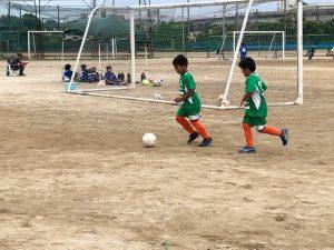 1VS1大会Jリーグリーガープロ川口市アイシンク新郷南安行小学校小学生一二三四五六年幼児サッカークラブチーム