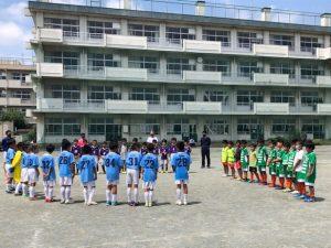 大谷口U10Jリーグリーガープロ川口市アイシンク新郷南安行小学校小学生一二三四五六年幼児サッカークラブチーム