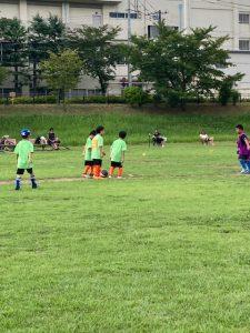 SoukaAsuma新郷東部公園Jリーグリーガープロ川口市アイシンク新郷南安行小学校小学生一二三四五六年幼児サッカークラブチーム