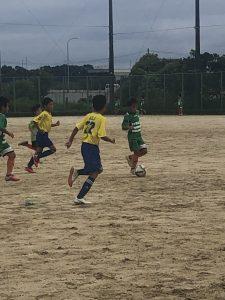 試合U10U9浦和Jリーグリーガープロ川口市アイシンク新郷南安行小学校小学生一二三四五六年幼児サッカークラブチーム