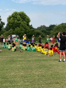 DreamFottball大会U-10芝第二Jリーグリーガープロ川口市アイシンク新郷南安行小学校小学生一二三四五六年幼児サッカークラブチーム