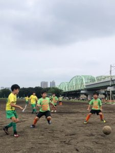 U-9試合Jリーグリーガープロ川口市アイシンク新郷南安行小学校小学生一二三四五六年幼児サッカークラブチーム